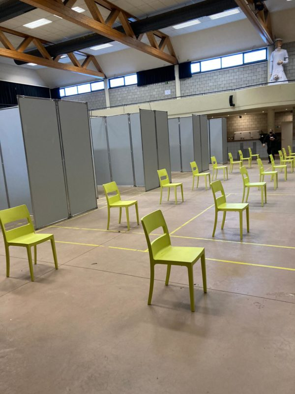 Vaccination Centre - Oud Heverlee